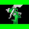 InterCarross - Pistolet HVLP - PRE0.8