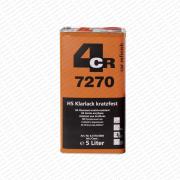 - Vernis 2K HS 2:1 anti-rayure - 7270.5000