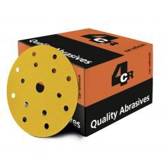 4CR - Disques abrasifs 15 trous - 3050.0500