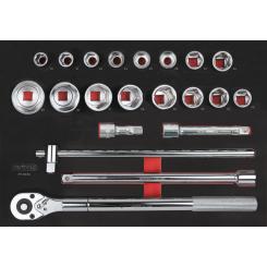 KS Tools - Module de douilles et access - 711.1034