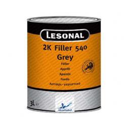 Lesonal - Apprêt 2K Filler 540 - 354242