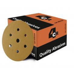 4CR - Disques abrasifs 7 trous - 3100.0150