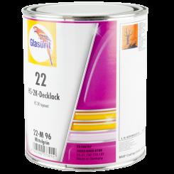 Glasurit - Peinture Ligne 22 - 22-M96