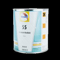 Glasurit - Peinture Ligne 55 - 55-M25