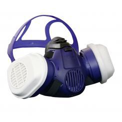 4CR - Demi-masque filtres A2-P3 - 6700.0002