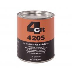4CR - Apprêt garnissant 2K HS 4:1 - 4205.3500