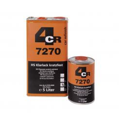 4CR - Vernis 2K HS anti-rayure - 7270.xxxx