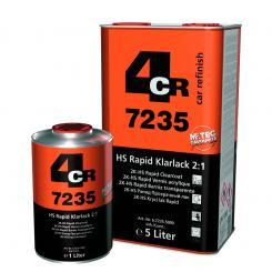 4CR - Vernis Ultra rapide 2:1 - 7235.xxxx