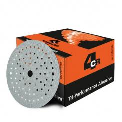 4CR - Disques abrasifs 75 trous  - 3330.0120