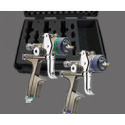 Sata - Valise de deux pistolets - 1VAL2X55/SGI4