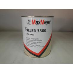 MaxMeyer - Apprêt polyester spray 3300 - 1.835.3300/1.858.3300