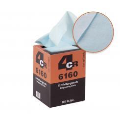 4CR - Chiffons de nettoyage - 6160.0150