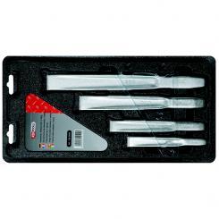 KS Tools - Jeu de 4 burins - 156.0690