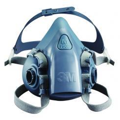 3M - Demi-masque de protection - 7502