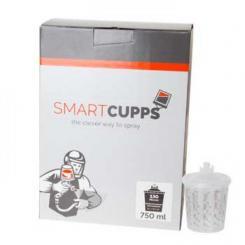 Smart - Pack Smart Cupps 3 cartons - pack 3 cartons rigides