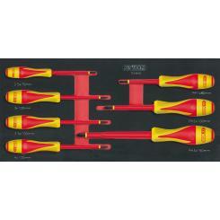KS Tools - Module de tournevis isolés - 713.6015