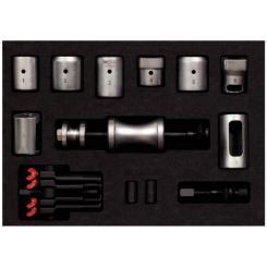 KS Tools - Jeu d'extracteurs de - 700.1240