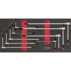 KS Tools - Module de clés mâles TORX - 713.5018