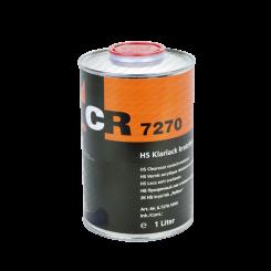 4CR - Vernis 2K HS 2:1 anti-rayure - 7270.1000