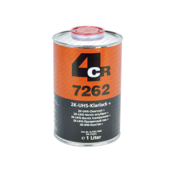 4CR - Vernis 2K UHS VOC 2:1 - 7262.1000
