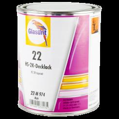 Glasurit - Peinture Ligne 22 - 22-M974