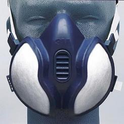 3M - Demi-masque anti-gaz - 6942