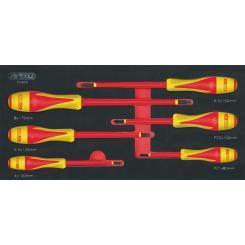 KS Tools - Module de tournevis isolés Ultimate - 713.6016