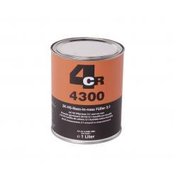 4CR - Apprêt garnissant 2K HS 5:1 - 4300.1000