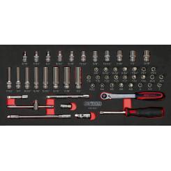 KS Tools - Module de douilles et access - 713.1021