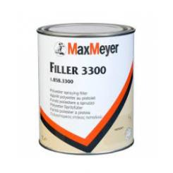 MaxMeyer - Mastic polyester pistolable 3300 - 1.835.3300/1.858.3300