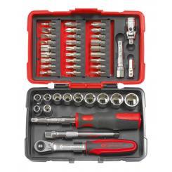 KS Tools - Coffret de douilles et - 922.0644