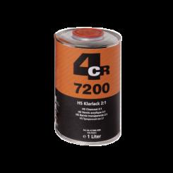 4CR - Vernis 2K HS 2:1 - 7200.1000