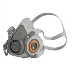 3M - Masque Confort Antipoussière - 6200