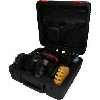 KS Tools - Coffret d outils de nettoyage pneumatique  - 515.5430