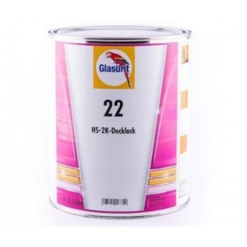 Glasurit - Peinture Ligne 22 - 22-M94