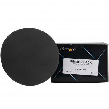 InterCarross - Disque abrasif Finish Black - FB150-XXXX