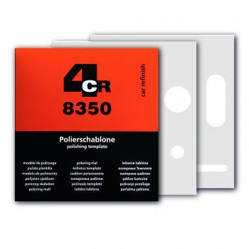 4CR - Pochoirs de polissage - 8350.0010