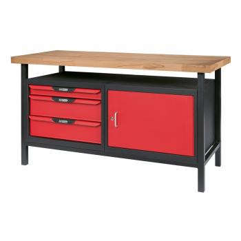 KS Tools - Etabli professionnel atelier - 865.0140