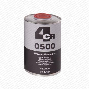 4CR - Diluant 2K acrylique - 0505.1000