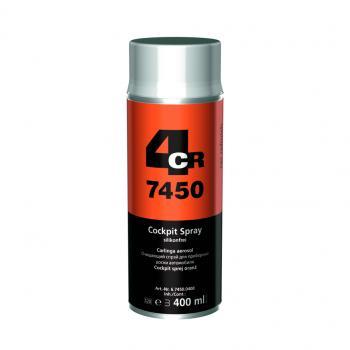 4CR - Nettoyant plastique aérosol - 7450.0400