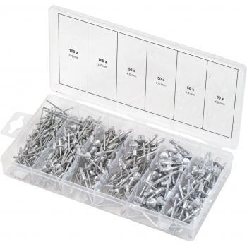 KS Tools - Assortiment de rivets - 970.0150