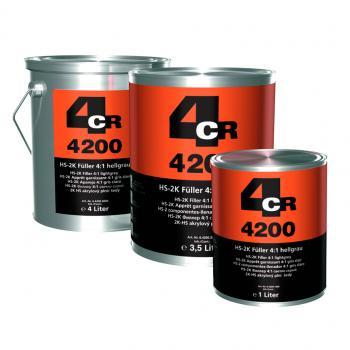 4CR - Pack Apprêt Garnissant - pack42xx