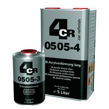 4CR - Diluant 2K  - 0505.xxxx