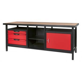 KS Tools - Etabli professionnel atelier - 865.0210