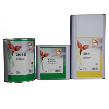 Glasurit - Pack Apprêt 285-555/655 - pack apprêt 285-x55