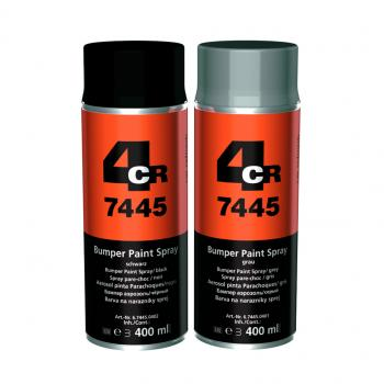 4CR - Peinture pare-choc structurée - 7445.040x