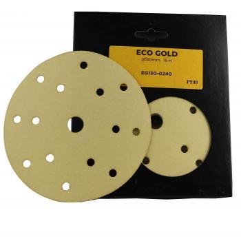 InterCarross - Disque abrasif ECO GOLD x10 - EG150-XXXX-10