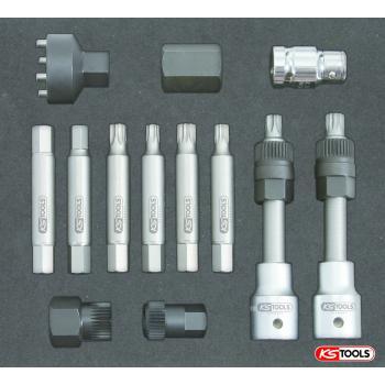 KS Tools - Module d'outils / poulies - 150.3100