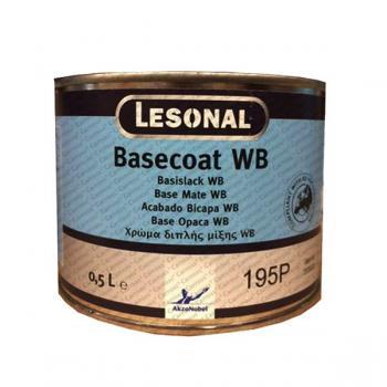 Lesonal -  Base Mate WB195P Marron  - 353932