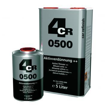 4CR - Diluant actif - 0500.xxxx